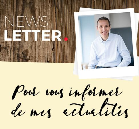Newsletter Laurent Gounelle